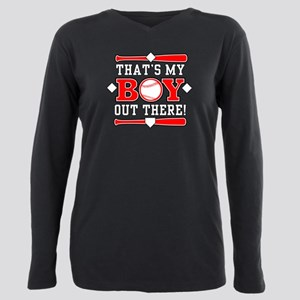 that's my boy out there CP Template 4 pers T-Shirt