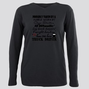 Proudly Taken by a Truck Driver T-Shirt