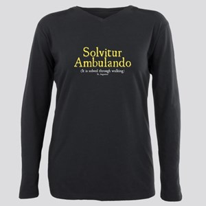Solvitur Ambulando (it is solved through walking)