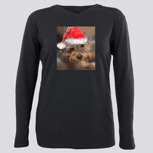 Penny with a Santa hat T-Shirt