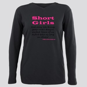 Short Girls White T-Shirt