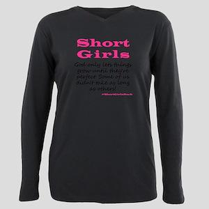 Short Girls White T-Shirt
