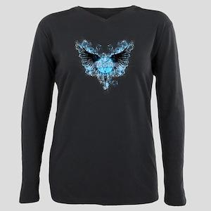 Supernatural Flaming Ghostly pentagram 3 T-Shirt