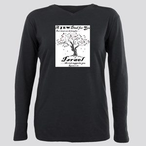A Jew Died for You Ash Grey T-Shirt