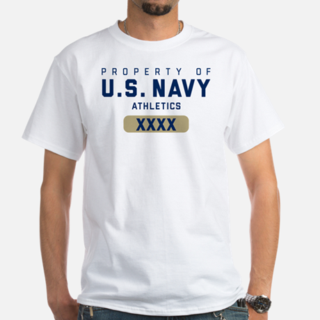 U.S. Navy Athletics Personalized Favorite Tee Favorite Tee