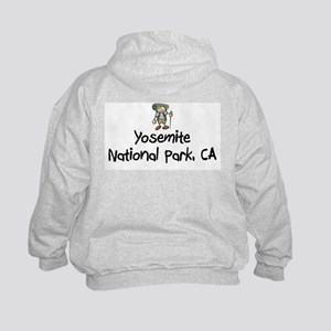 Yosemite National Park (Boy) Kids Hoodie