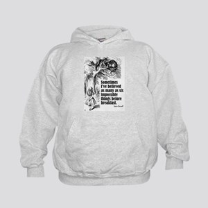 "Carroll ""I've Believed"" Kids Hoodie"