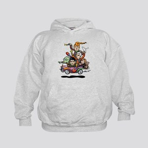 GOP Clown Car '16 Kids Hoodie