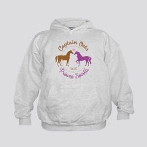 Captain Oats Princess Sparkle The OC Hoodie Sweats