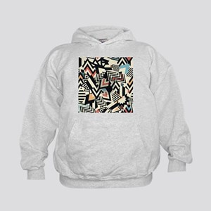 Abstract Pattern Hoodie