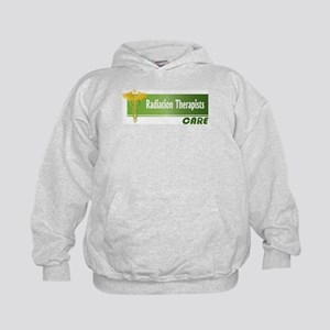 Radiation Therapists Care Kids Hoodie