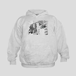 NY Broadway Times Square - Kids Hoodie