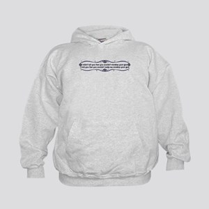 CN-CLM-paganquote Kids Hoodie