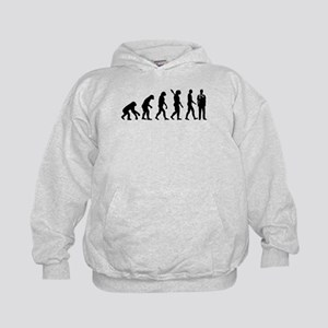 Evolution male nurse Sweatshirt