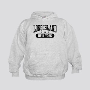 Long Island New York Kids Hoodie