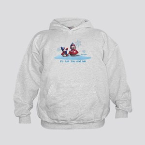 It's Just You and Me Kids Hoodie