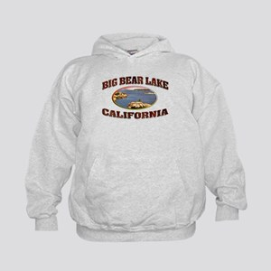Big Bear Lake Kids Hoodie