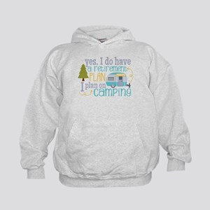 Yes, I do have a retirement plan I plan Sweatshirt