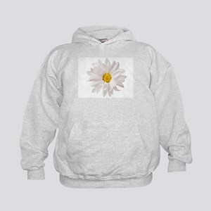 Daisy Flower White Yellow Daisies Flora Sweatshirt
