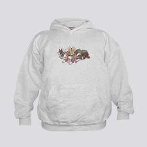 Hamilton Musical x Dogs Hoodie