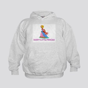 Daddy's Little Princess Kids Hoodie