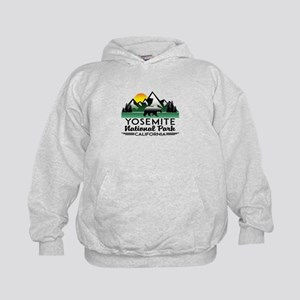 Yosemite National Park California Bear Sweatshirt