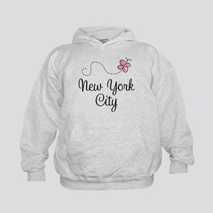 New York City Butterfly Sweatshirt
