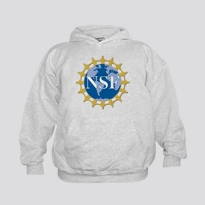 National Science Foundation Crest Kids Hoodie