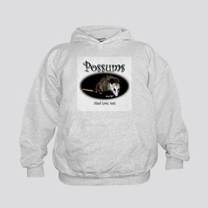 Possums Need Love Too Kids Hoodie