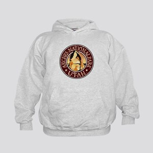 Arches National Park Kids Hoodie