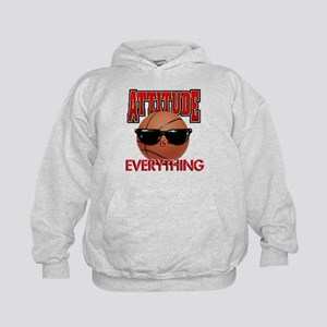 Attitude is Everything Kids Hoodie