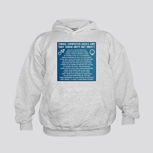 Dirty Computers Kids Hoodie