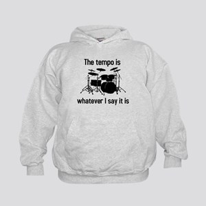 The tempo is Kids Hoodie