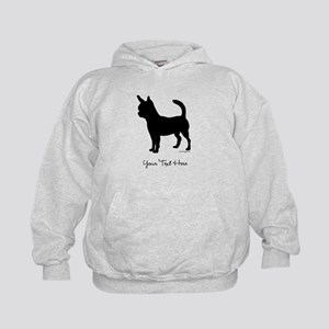 Chihuahua - Your Text Kids Hoodie