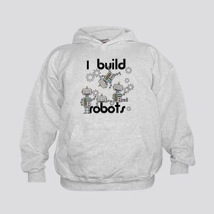 I Build Robot Sweatshirt