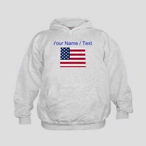 Custom Colorado American Flag Hoodie
