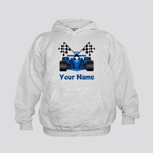 Race Car Personalized Hoodie
