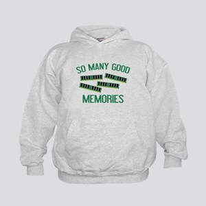 So Many Good Memories Kids Hoodie