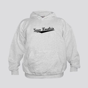 Sugar Mountain, Retro, Hoodie