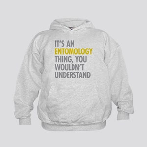 Its An Entomology Thing Kids Hoodie