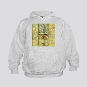 Shakespeare inspirational quote Sweatshirt