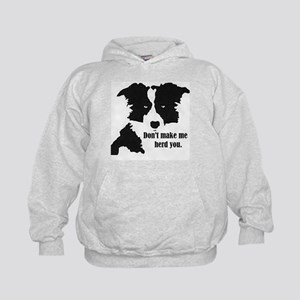 Border Collie Art Sweatshirt