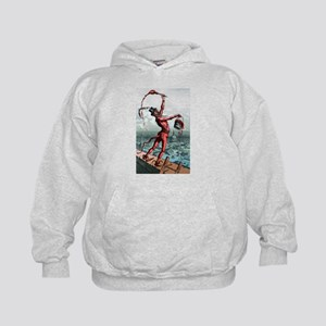 paint_the_town_red Hoodie