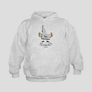 3fcaf443 Idaho Kids Hoodies & Sweatshirts - CafePress