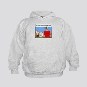 Flying Ace's Farewell Kids Hoodie