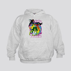 Marvel Comics Girl Power Kids Hoodie
