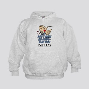 Don't Make Me Gibbs-Slap You NCIS Kids Hoodie