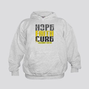 7d33bec37b8 Pediatric Cancer Awareness Kids Hoodies & Sweatshirts - CafePress