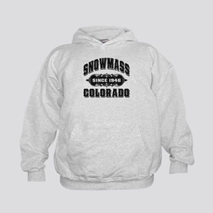 Snowmass Old Style Light Kids Hoodie
