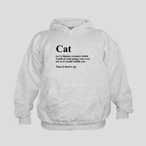 Cat Definition Hoodie
